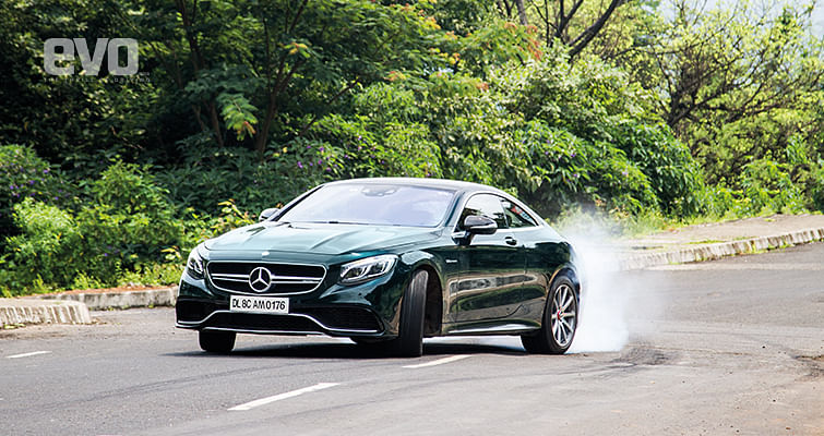 Lifestyles of the rich and famous – S 63 AMG Coupe Review