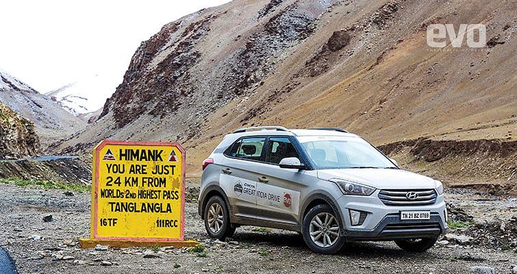 Great India Drive: Hyundai Creta in Ladakh