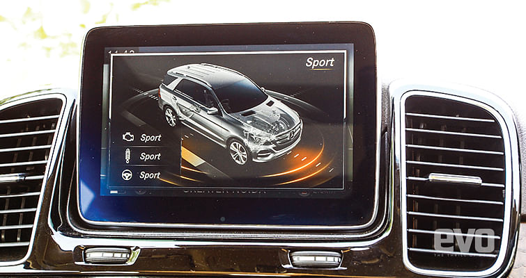Mercedes-Benz GLE 350 d Review