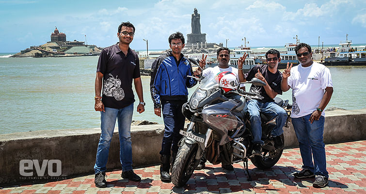 Team South: Benelli coastal challenge