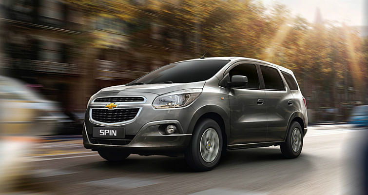 Auto Expo 2016: Chevrolet Spin and Cruze update to be showcased