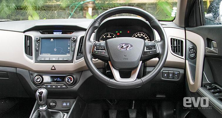 Like father, like son: Hyundai Santa Fe & Creta