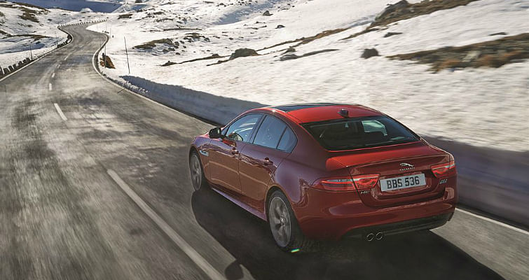 Jaguar XE bookings commence, launch on February 3