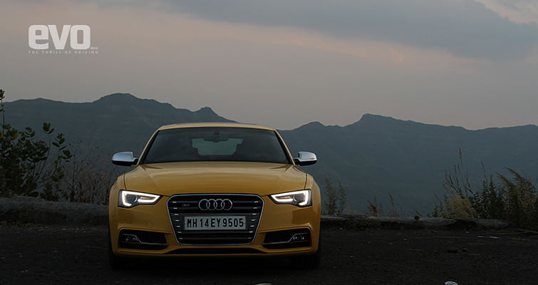 Audi S5 Review
