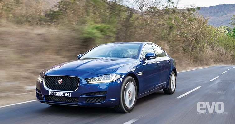 Jaguar XE portfolio Review