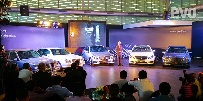 Mercedes-Benz E-Class Edition E launched at Rs 48.6 lakh