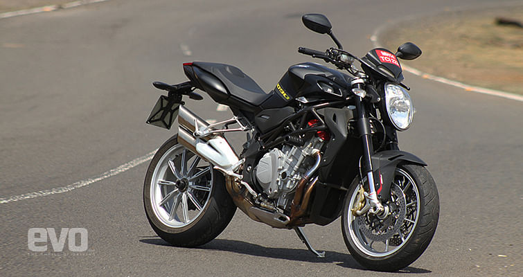 MV Agusta Brutale 1090 Review
