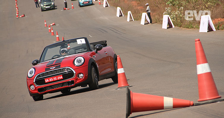 Mini Cooper S convertible India Review