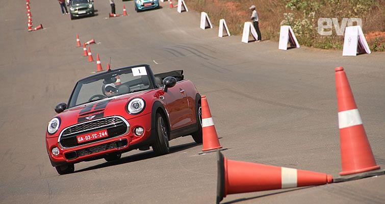 Mini Cooper S convertible India Review