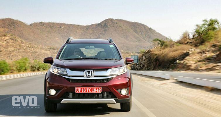 Honda BR-V Review