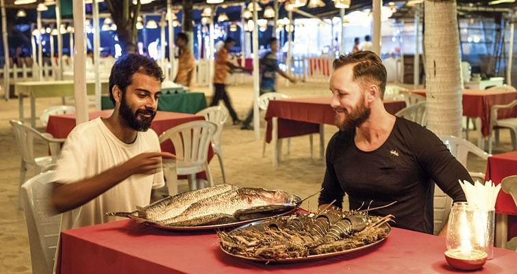 Fish Tales: Terrano Food Trails