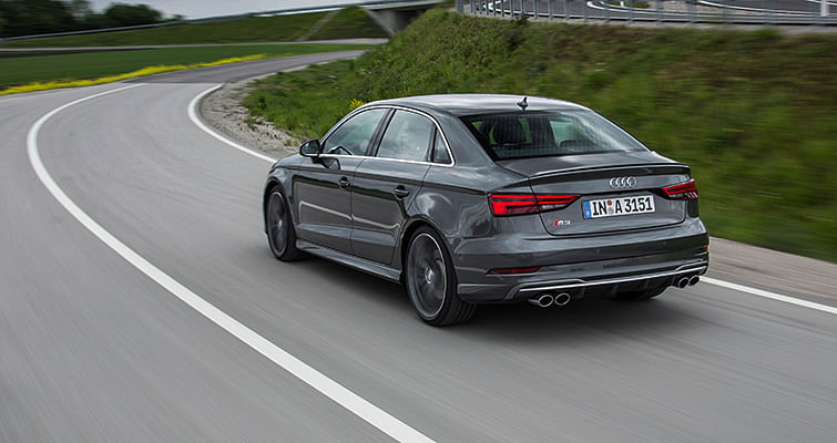 Audi A3 Sedan and Cabriolet facelift Review