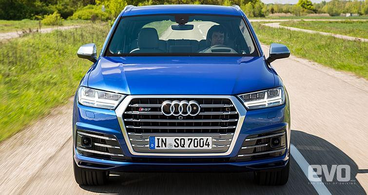 Audi SQ7 Review