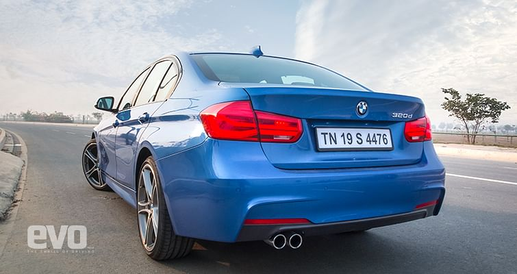 BMW 320d M Sport Review
