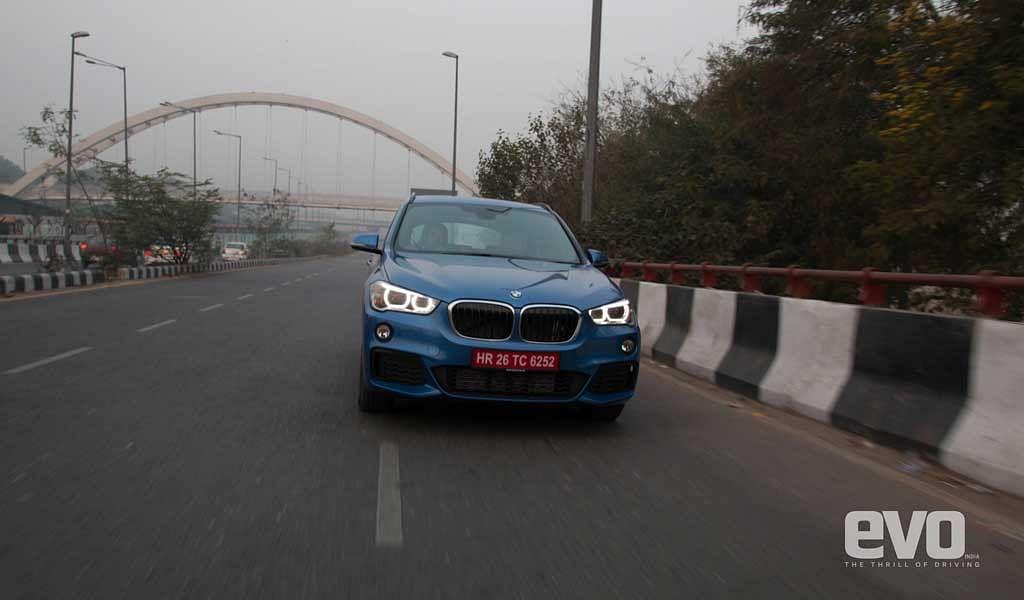 BMW X1 xDrive 20d M Sport Review