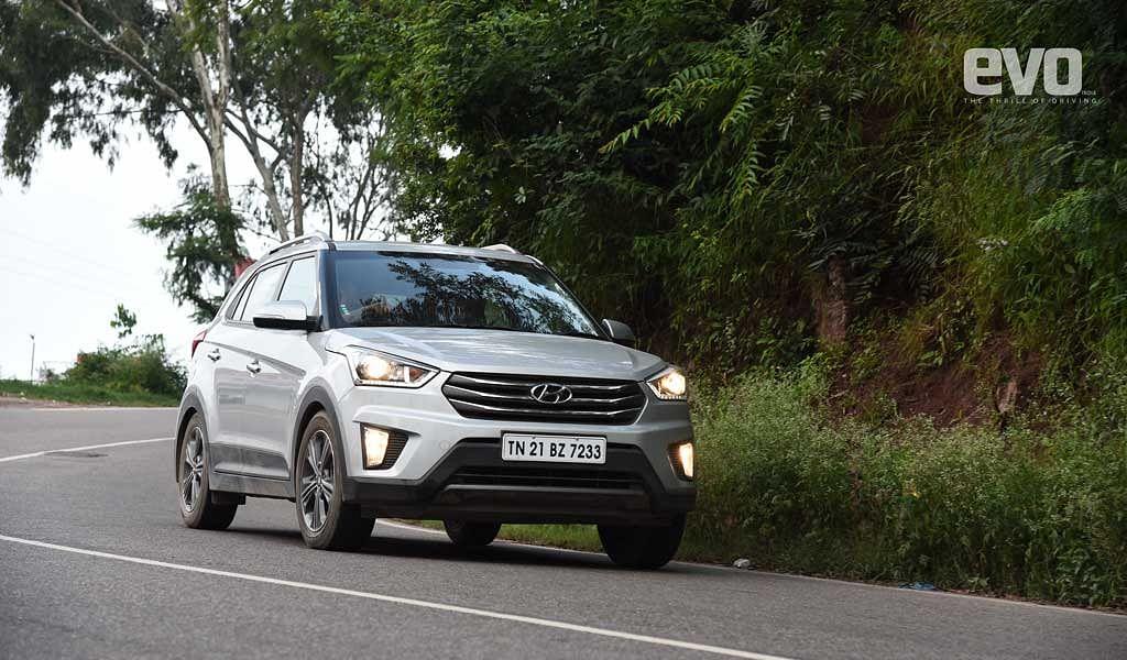 Hyundai Creta petrol automatic review