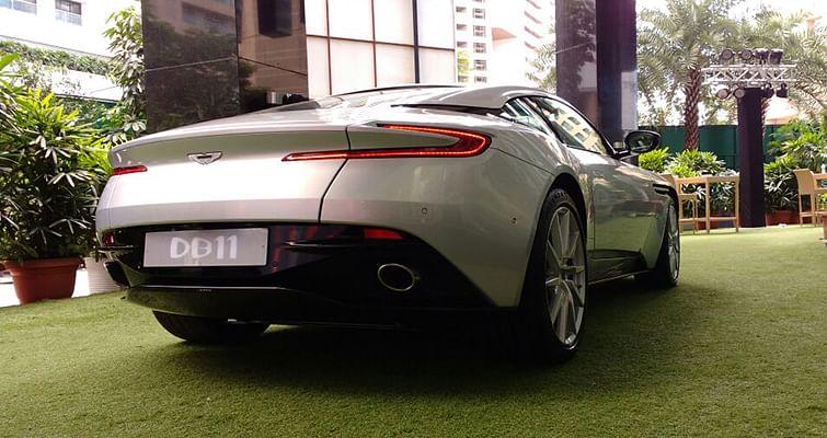 Aston Martin DB11 bookings open