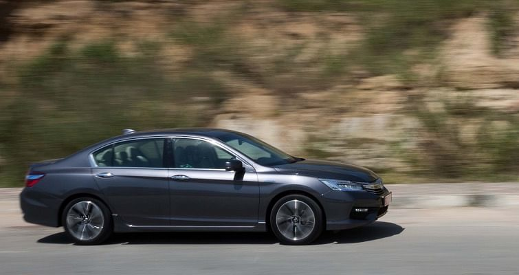 Do you even know that this sedan is still sold in India? Well, here's the reminder.