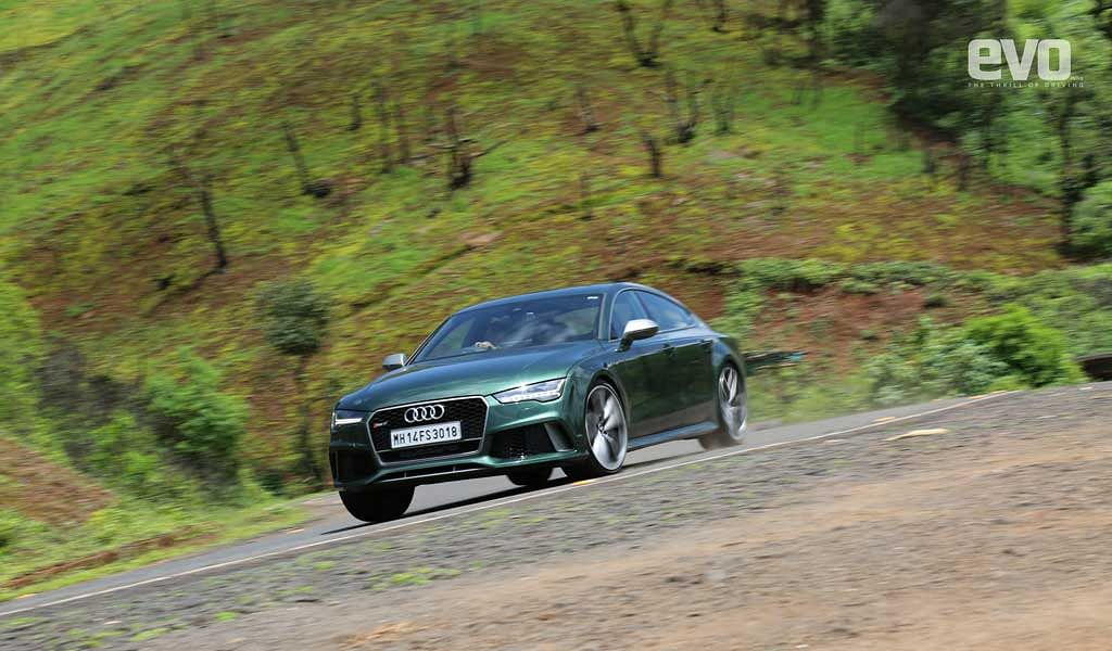Audi RS 7 Performance review