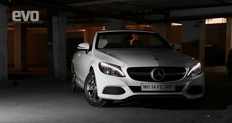 Mercedes-Benz C 300 Cabriolet review