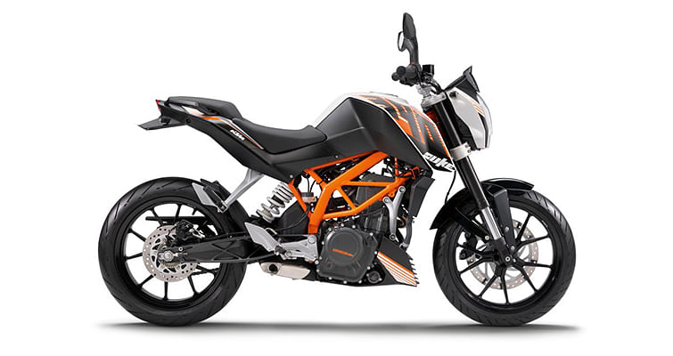 Try these crazy personalization hacks to make your KTM Duke stand out!