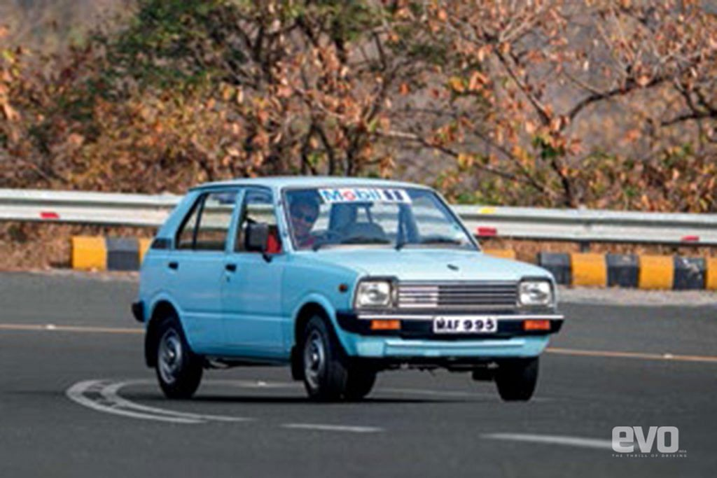 Down memory lane with the Maruti 800