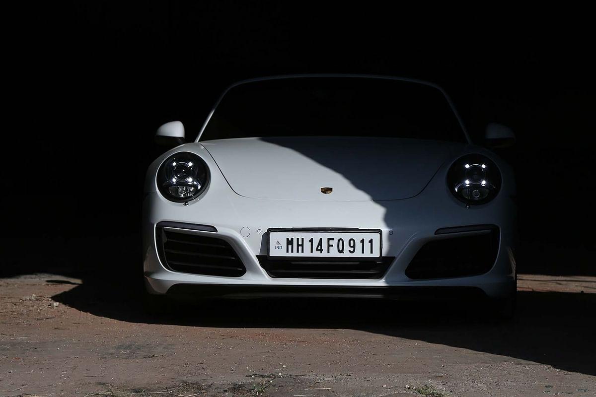Why I picked the 911 Cabrio over the Ferrari or Lambo