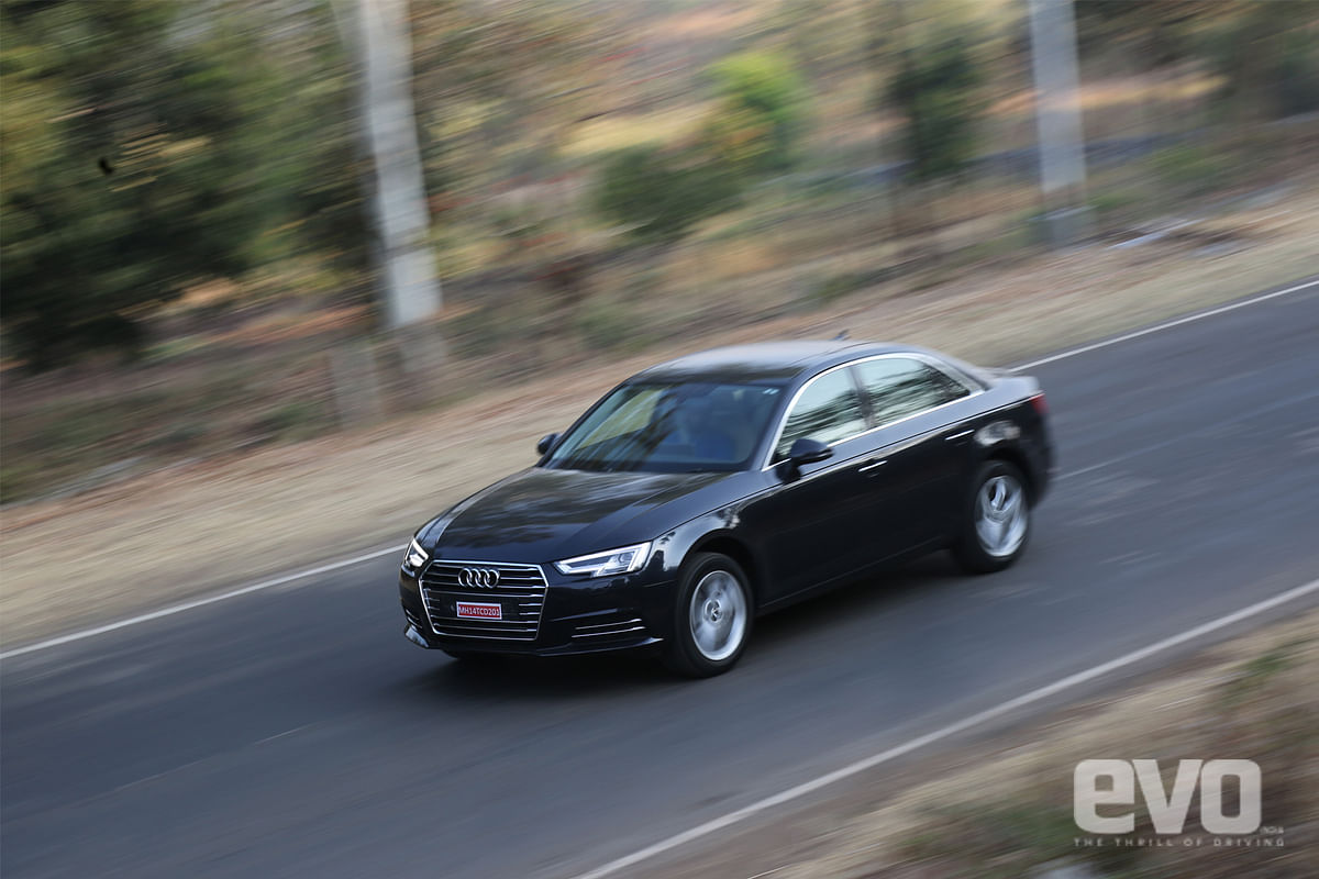 Audi A4 diesel review