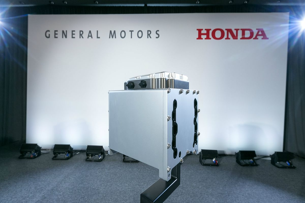 Honda and GM join hands to develop affordable fuel cell vehicles