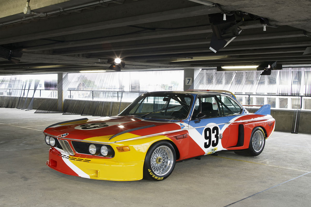 5 BMW Art Cars We Love