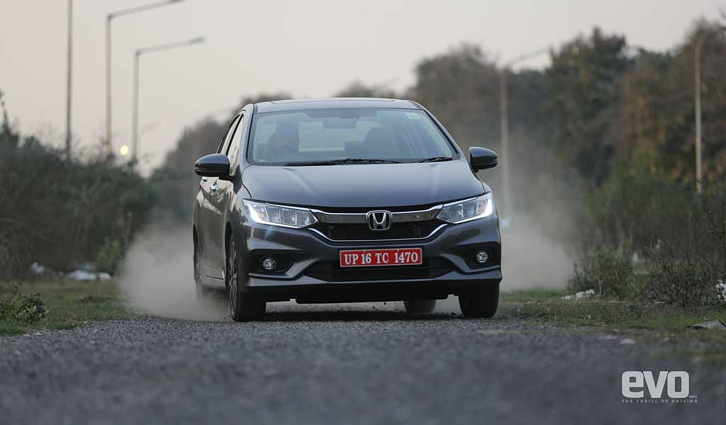 2017 Honda City review