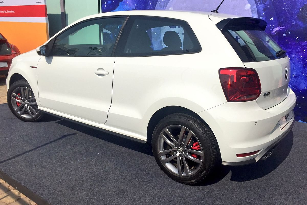 Head to Indikarting, Pune to experience the Polo GTI today!