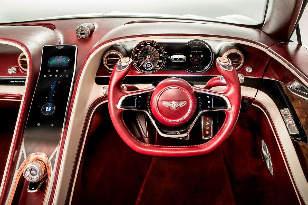 Geneva Motor Show Special: Bentley brings luxury into electric vehicles