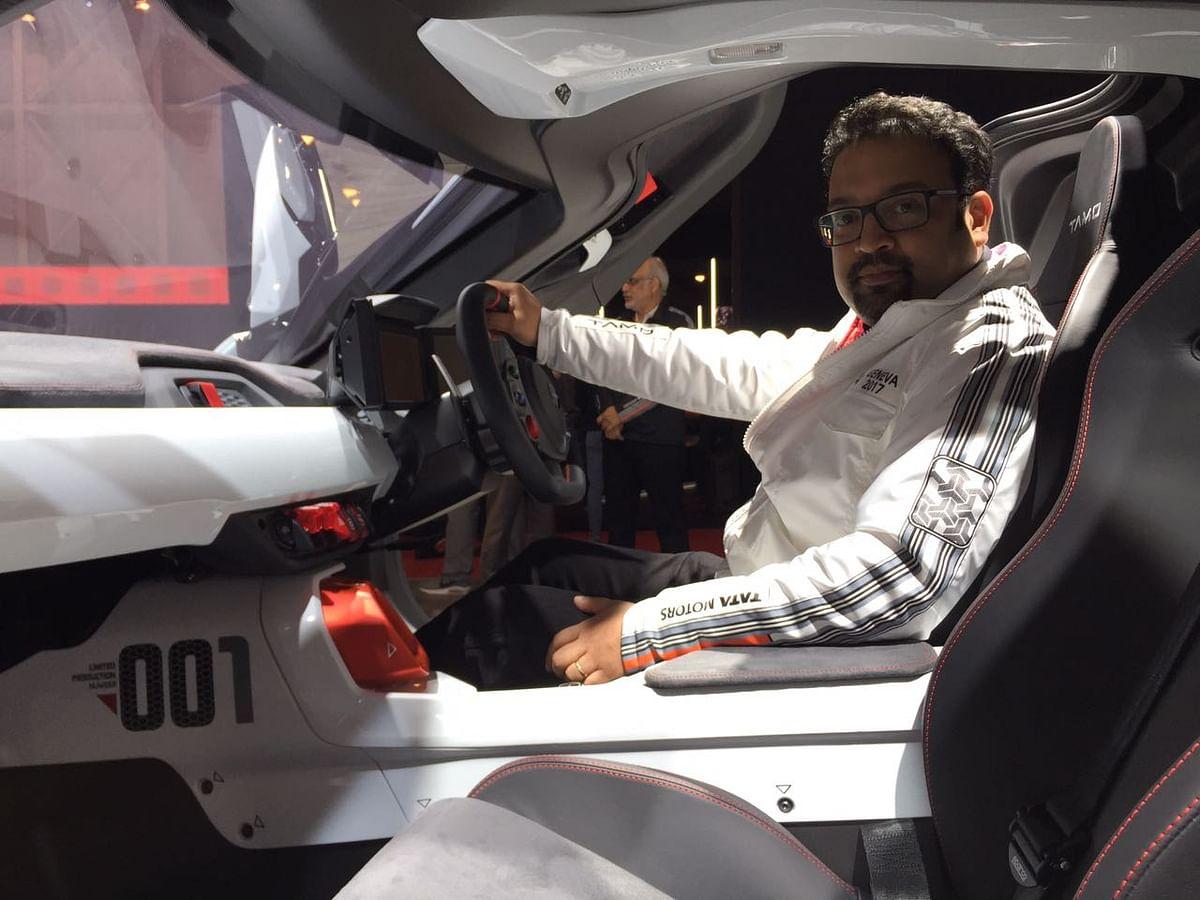 Geneva Motor Show Special: In Conversation with TAMO's Pratap Bose