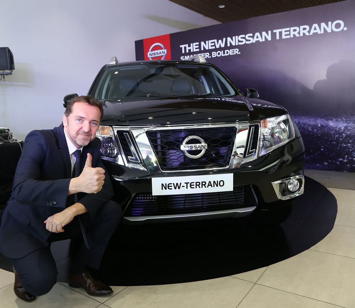 Nissan Terrano Gets A New Face, And Price