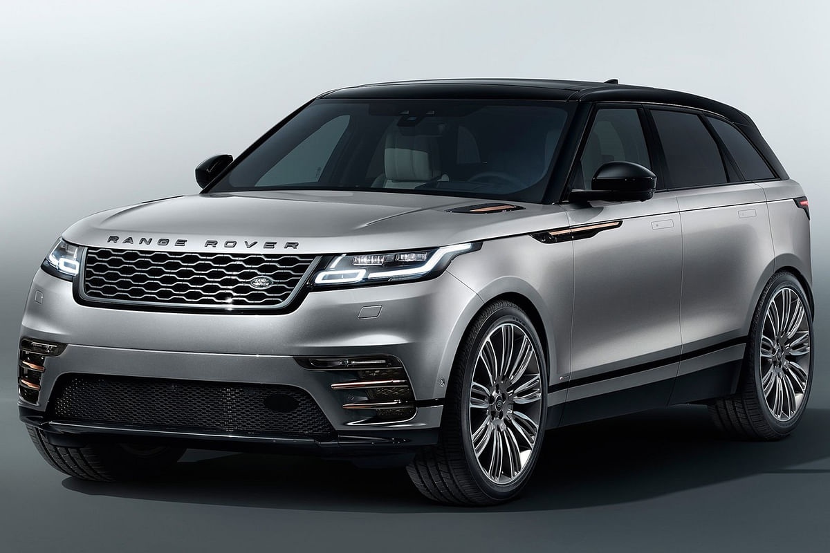 All you need to know about the Range Rover Velar