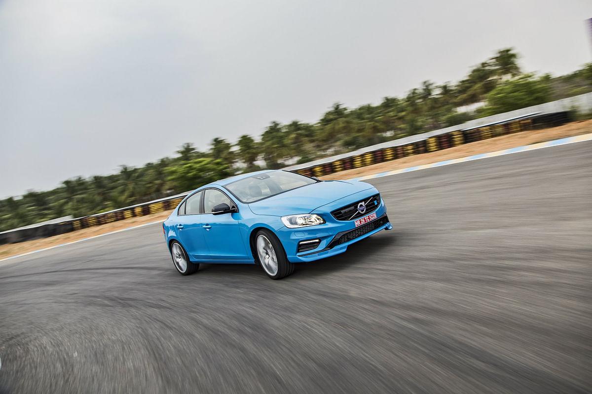 Volvo S60 Polestar Track Review
