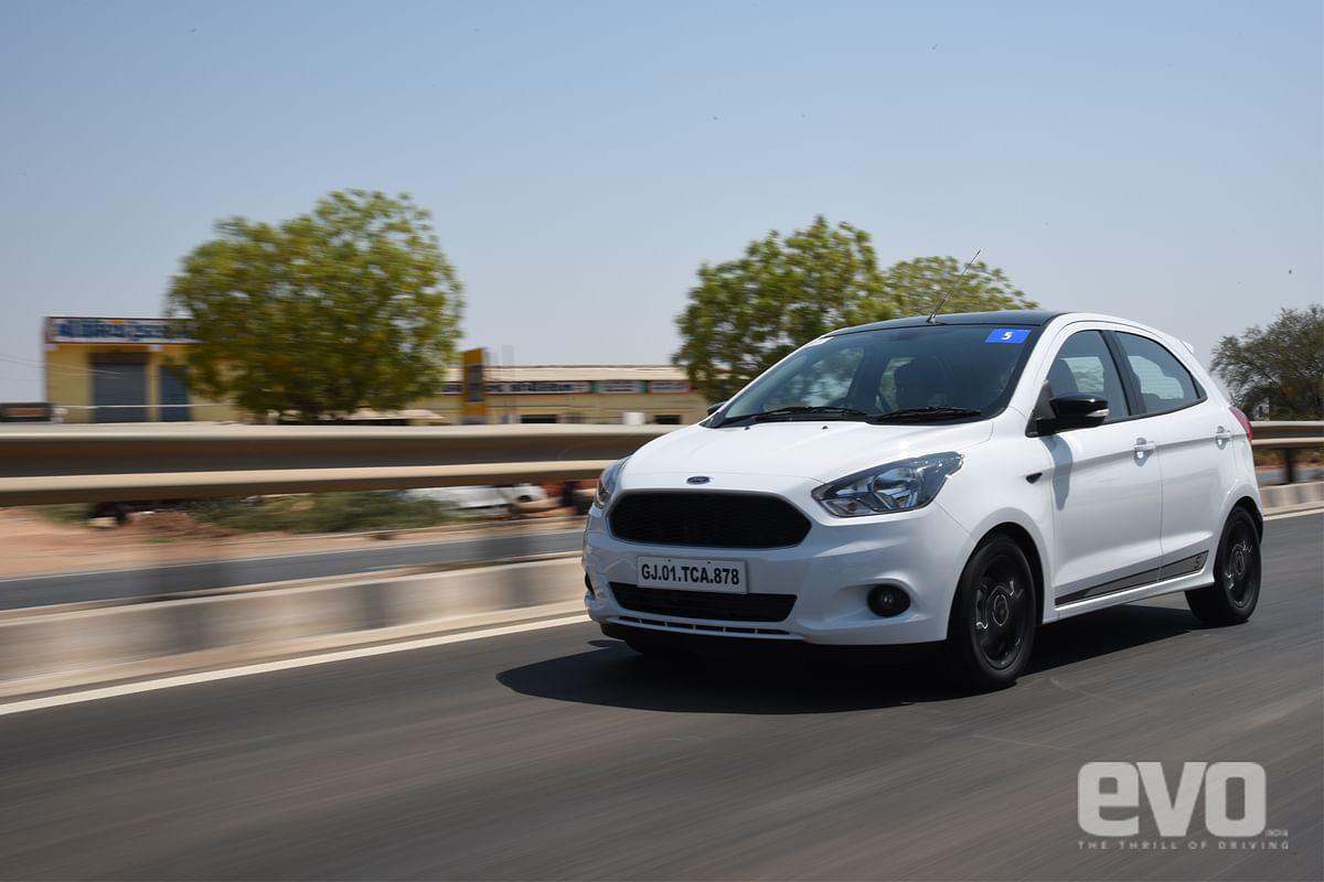 Ford Figo S review