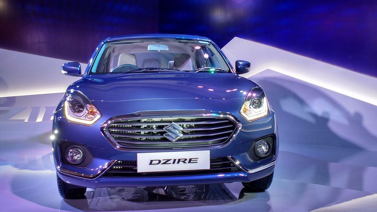 Maruti Suzuki reveals the new generation Dzire