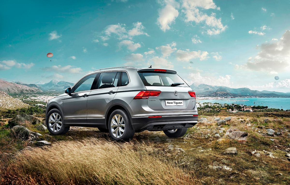 Volkswagen launches the Tiguan SUV