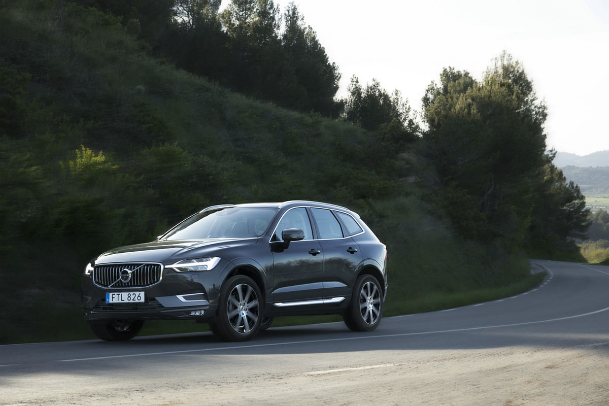 All-new Volvo XC60 first drive review