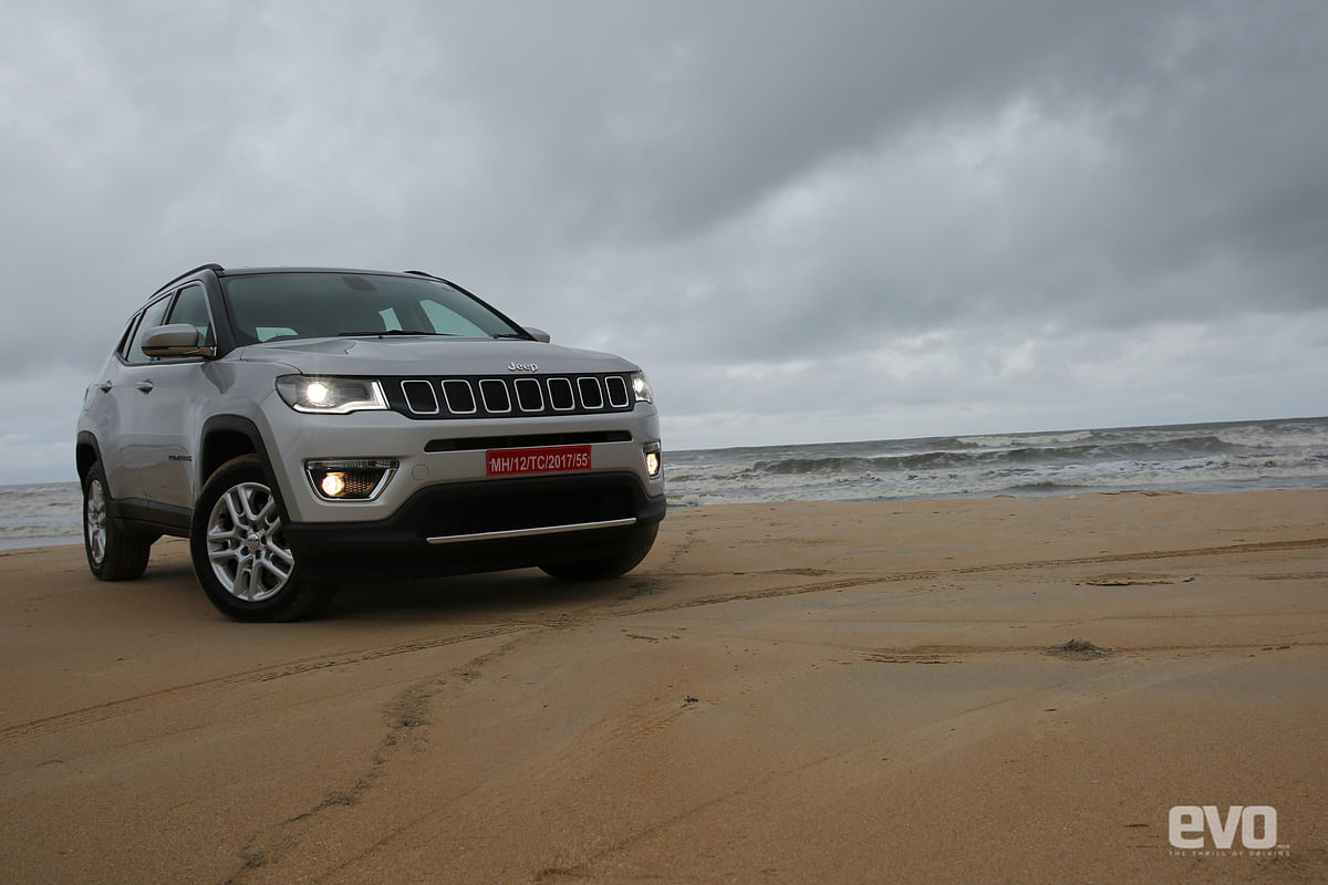 Jeep Compass driven!