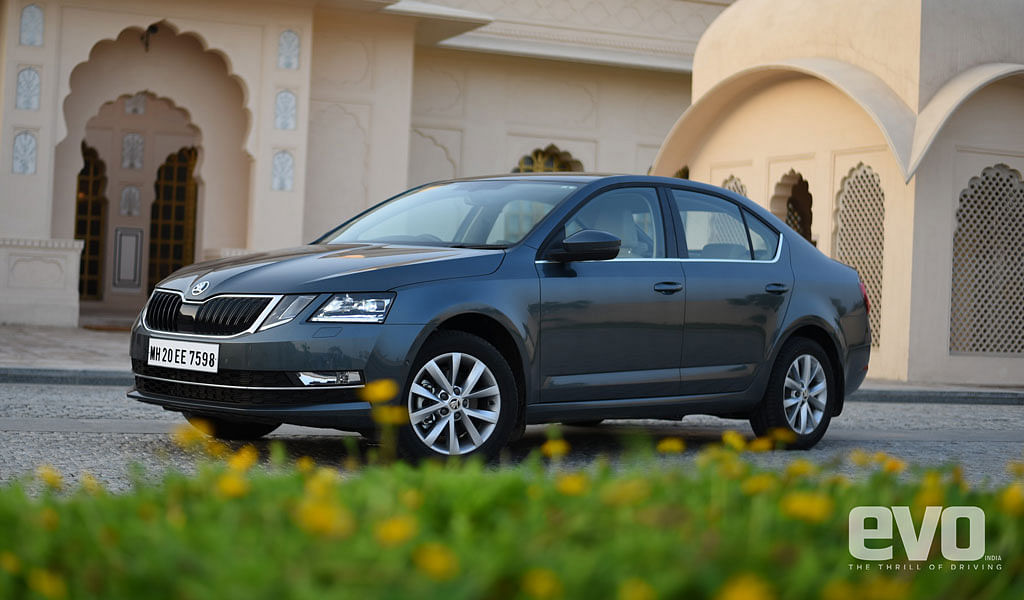 Skoda Octavia Facelift Review
