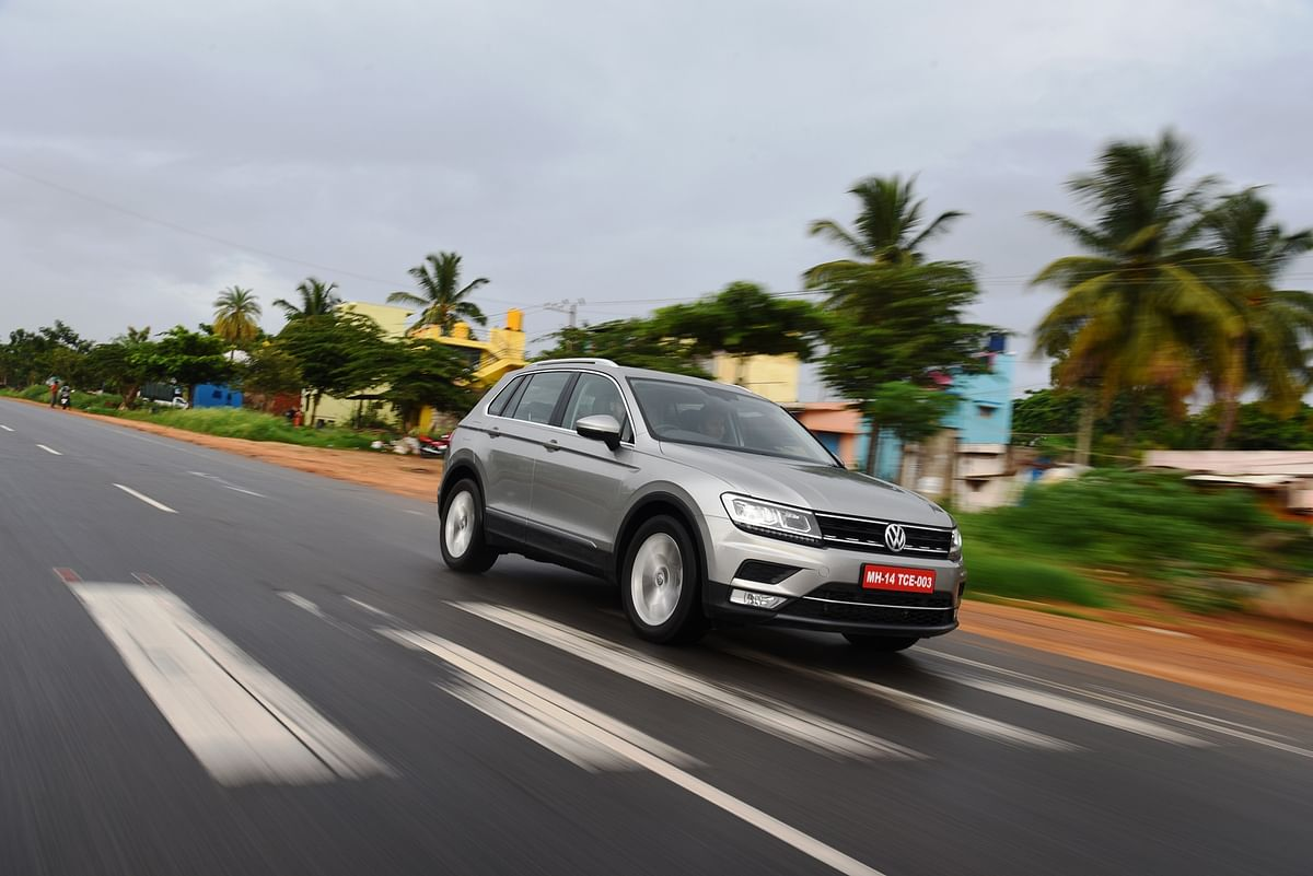Volkswagen Tiguan Reviewed