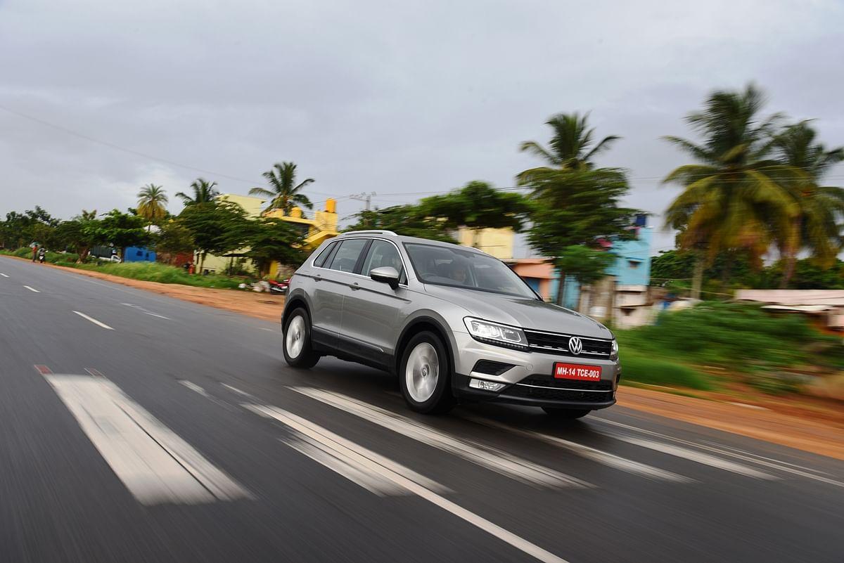 Volkswagen Tiguan Reviewed