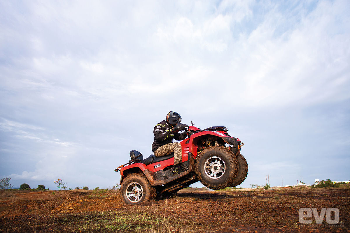 Powerland 900d 4×4 review