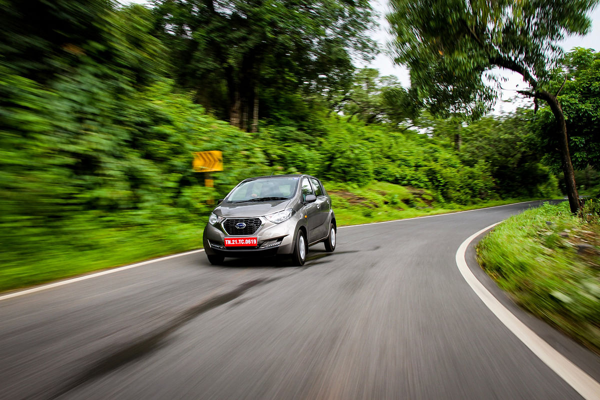 Datsun Redi-Go 1.0L Review