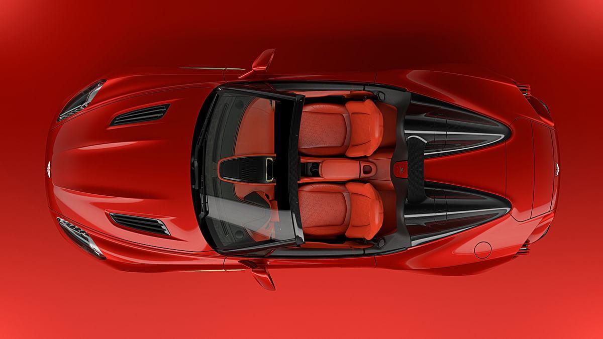 Aston Martin launches the Vanquish Zagato Speedster and Shooting Brake