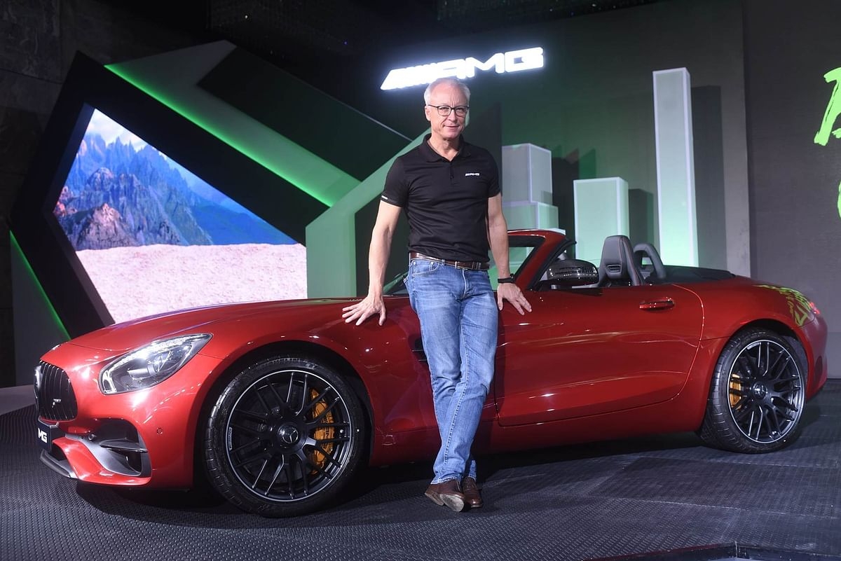 Mercedes-Benz India launches AMG GT-R and GT Roadster