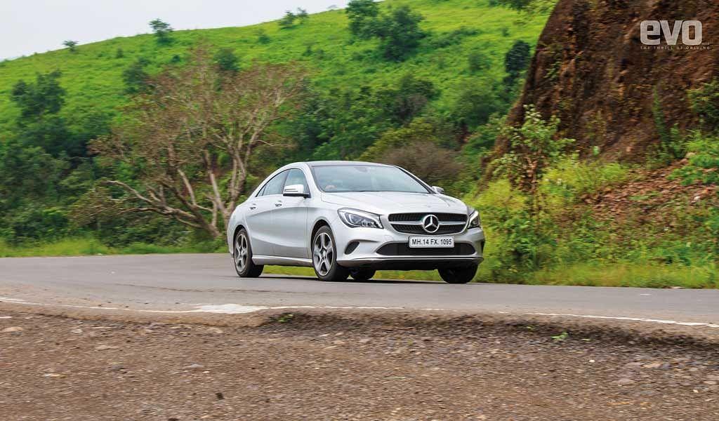Mercedes Benz CLA 220 d – evo fleet